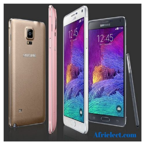 Samsung Galaxy Note 4, Specification and price