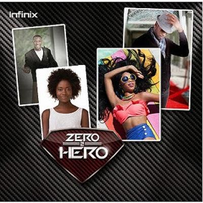 Infinix #Zero2Hero app