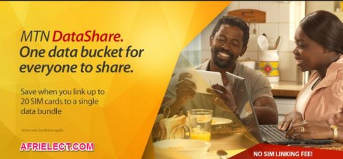 How To Share MTN Data Bundle