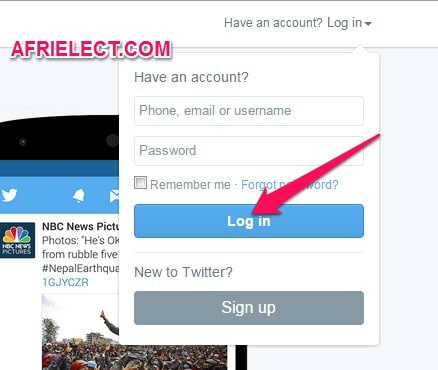 How To Link Twitter Account To Facebook
