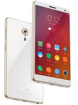 Lenovo ZUK Edge Android smartphone. Announced December 2016. Features 3G, 5.5″ TDDI capacitive touchscreen, 13 MP camera, Wi-Fi, GPS, Bluetooth, 4GB RAM.