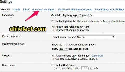 Reset Google Password reset password