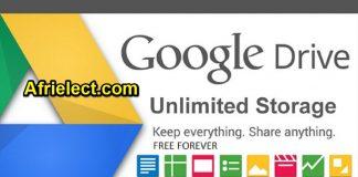 Google Drive Unlimited Storage Google Storage Google Drive Storage