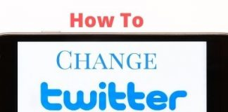 How to change Twitter Trends Location